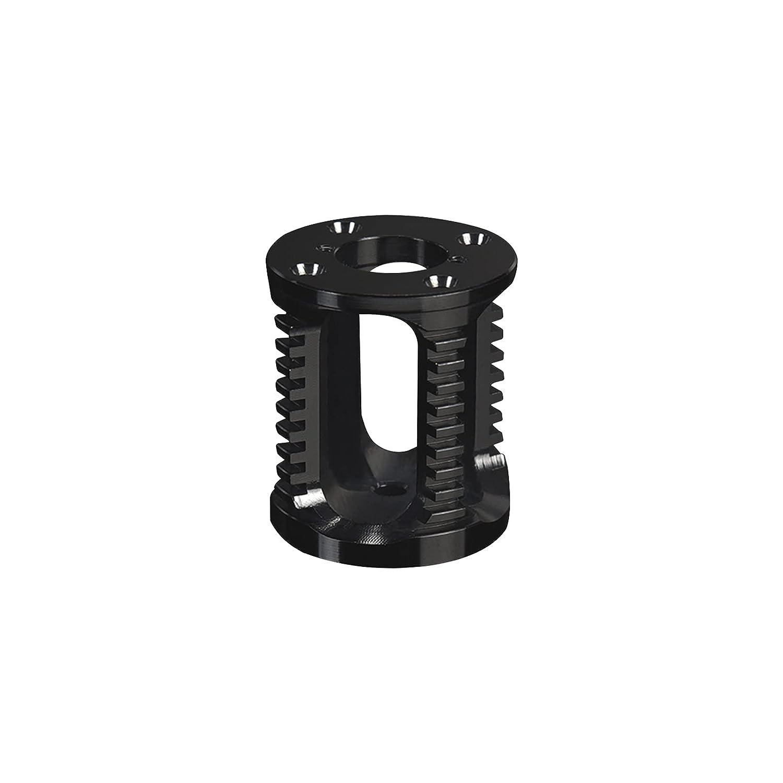 BIQU Dragon Heat Sink V2.0 for Phaetus Dragon Standard High Flow Hotend Extruder 3D Printer Accessories (Black)