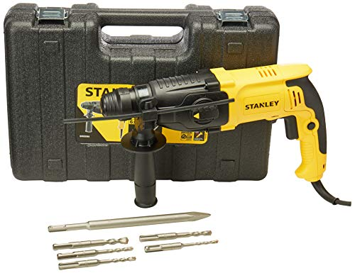 Stanley SHR263KA-B3 Rotomartillo SDS, 26mm