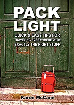 Pack Light Traveling Everywhere Exactly ebook product image