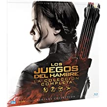 Pack Saga Los Juegos Del Hambre Colección Vintage Collection (Funda Vinilo) - The Hunger Games Complete Collection Vinil