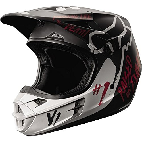 Fox Dirt Bike Helmets - 3