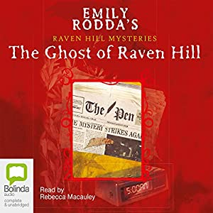 Raven Hill Mysteries #1 Audiobook