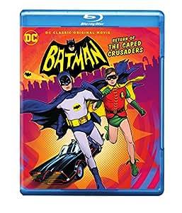 Batman: Return of the Caped Crusaders [Blu-ray]