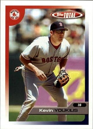Amazoncom 2005 Topps Total Baseball Card 478 Kevin
