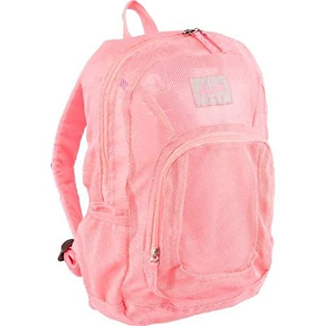 Image Unavailable. Image not available for. Color  Austin Trading Co.  Classic Mesh Backpack Pink 16cdf4ddee