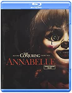 Annabelle [Blu-ray + Digital Copy] (Bilingual)