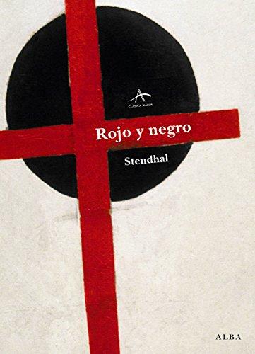 Rojo y negro (Clásica Maior) (Spanish Edition)