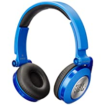 JBL Synchros E40BT, Bluetooth, On-Ear Headphones with JBL Signature Sound, Purebass Performance, Wireless Shareme Music Sharing and a Superior Fit, Blue