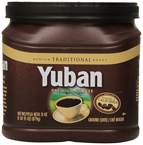 Yuban Original Coffee, 31 oz