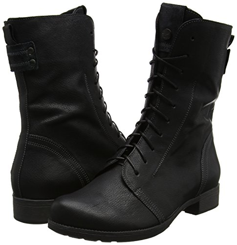 Think 09 Desert sz Noir Femme Boots Denk kombi rAqwPr