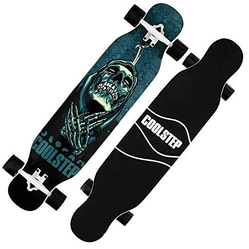 BeTyd Cool Skateboard Durable 1pc 2019 New 107 23cm Long Board 70 51mm 78A Wheel Dancing Board-J
