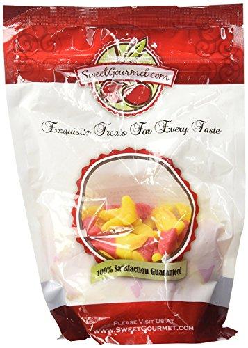 SweetGourmet Vidal Gummy Chicken Feet Candy, 16 oz