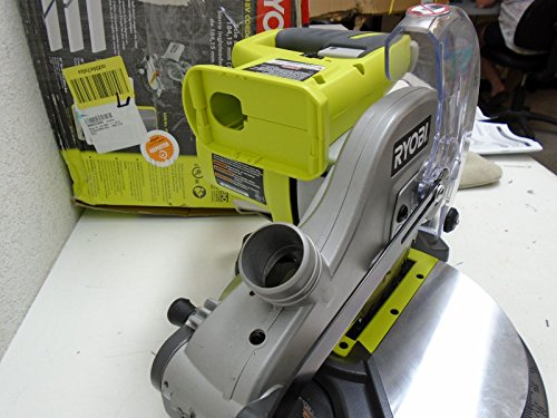 Ryobi 18-Volt ONE+ 7-1/4 in. Cordless Miter Saw – P551 (Tool Only)
