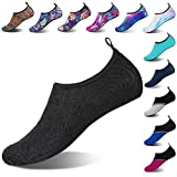 Water Shoes for Womens and Mens Barefoot Summer Shoes Quick Dry Aqua Socks for Beach Swim Yoga Exercise