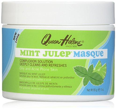 QUEEN HELENE Mint Julep Masque, 3 oz - Facial Masque Mint