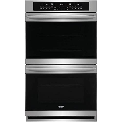 """Frigidaire FGET3066UF 30"""" Gallery Series Double Electric Wall Oven with Convection in Stainless Steel"""