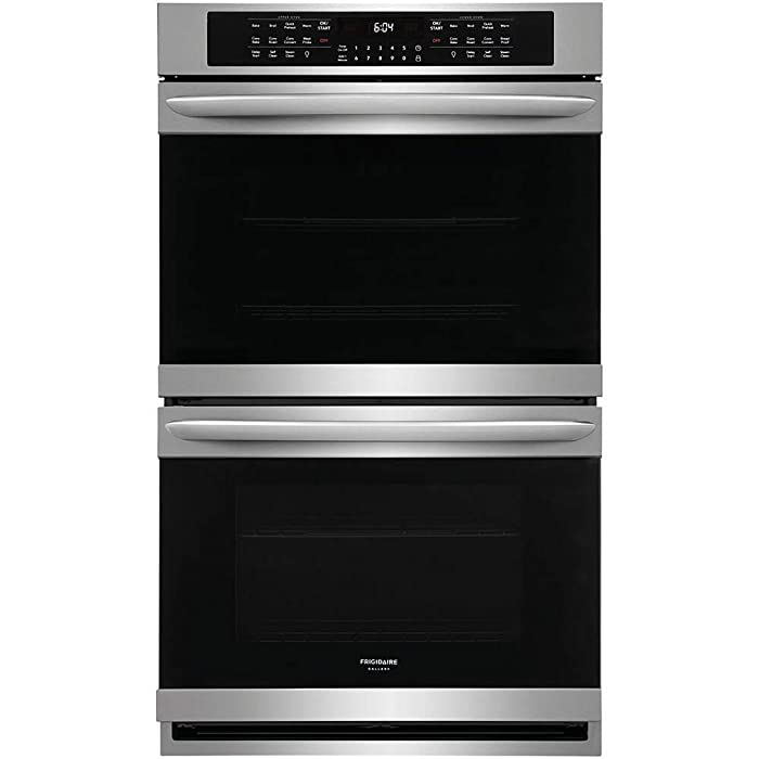 """Frigidaire Gallery 30"""" Smudge-Proof Stainless Steel Double Electric Wall Oven"""