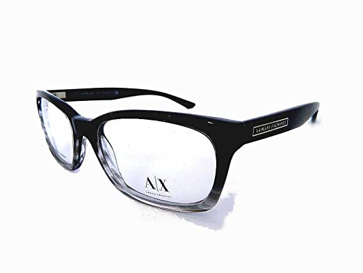 Amazon.com: Armani Exchange RX Prescription anteojos AX 232 ...