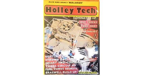 Holley Com Tech