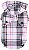 Puppia JUNIOR JUMPER(RAINCOAT) - PINK - M