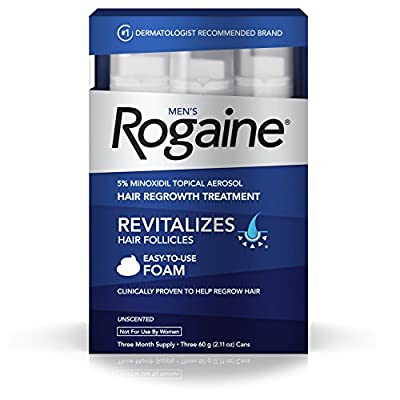 Men's Rogaine Hair Loss