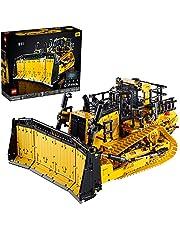 Zestaw konstrukcyjny LEGO® Technic 42131 Buldożer Cat® D11T; wierna replika kultowej maszyny budowlanej (3854 elementy)