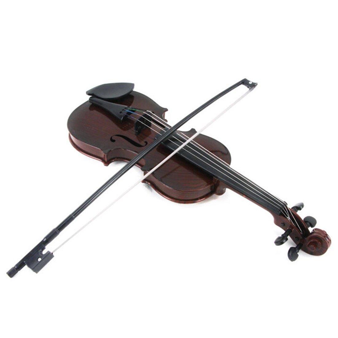 BSPAS Geige fü r Kinder, Kinder Geige Spielzeug, Violine Kinder, Kindergeige Geschenk fü r Junge Mä dchen ab 3 Jahre