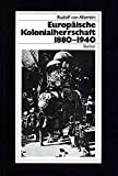 img - for Europ ische Kolonialherrschaft 1880 - 1940. book / textbook / text book