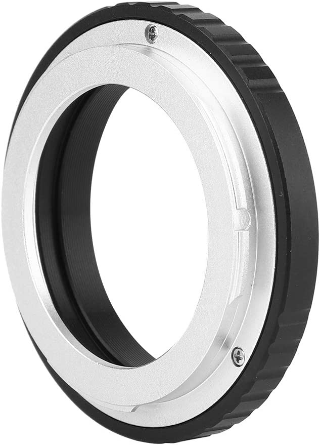 Black Aluminum Alloy Set-up Ring Adapter for Tamro Lens to for Sony AF Mount Camera Lens Adapter Ring for Filters