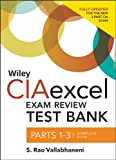 Wiley Ciaexcel Exam Review Test Bank 2014 : Complete Set, Vallabhaneni, 1118943058