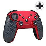 Best Game Support Bluetooth Game Controllers - Delymc PS12 Wireless Gamepad for Nintend Switch, Switch Review