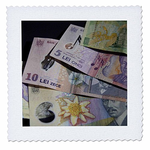 Review 3dRose qs_82484_2 Romania, Currency