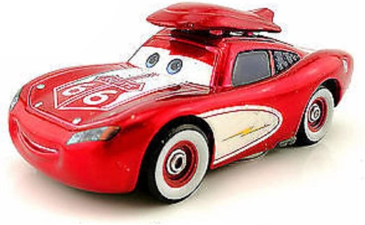 Disney Pixar Cars Road Trip series Cruisin Lightning McQueen /& Trailer New!!!