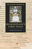 The Cambridge Companion to Shakespeare's First Folio (Cambridge Companions to Literature)