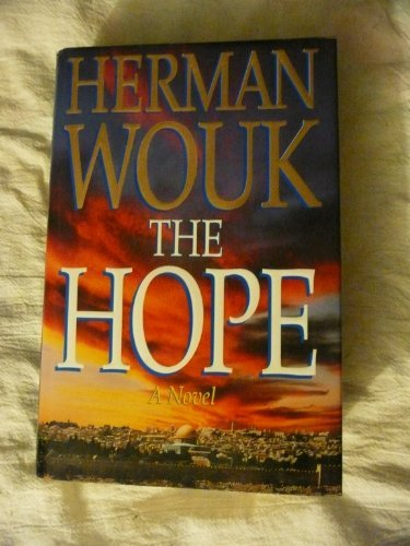 """""""By Herman Wouk - The Hope, A Novel"""" av Brown and Compny- -Little"""