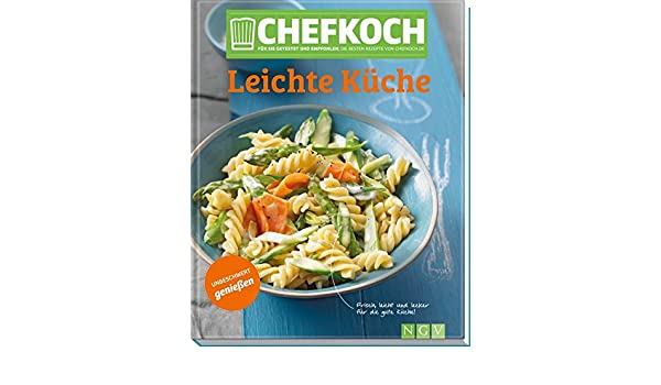 Chefkoch Leichte Kuche 9783625173229 Amazon Com Books