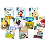 Read Write Inc. Phonics Book Bag Books: Pink Set 3 Storybooks Mixed Pack of 10
