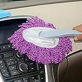 LOCHI Microfiber Cleaner brush Auto Window Cleaner wax drag dusty...