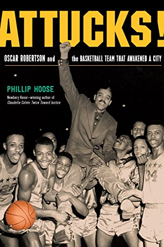 Image result for attucks oscar robertson and the basketball team that awakened a city amazon