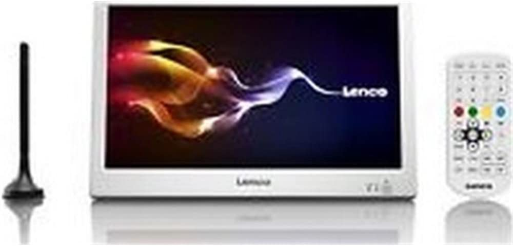 Lenco TFT-1026 - Televisor portátil con pantalla LCD de 10.1