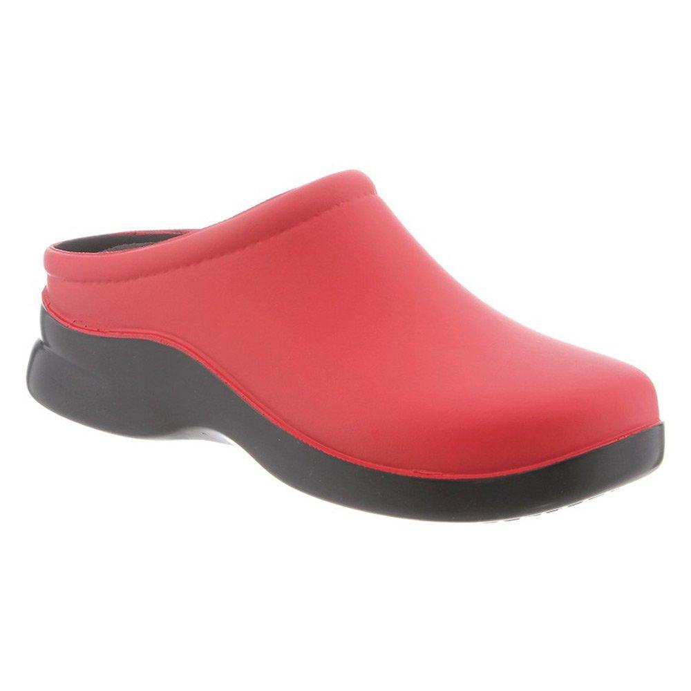 Klogs USA Footwear Women's Dusty Chef Clog B00131CD14 5 N (A)|Papaya