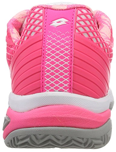 Fl Viper Lotto Tennis Pink Cly Women's Iv Ultra Wht 010 W Pnk Shoes qCxC41U