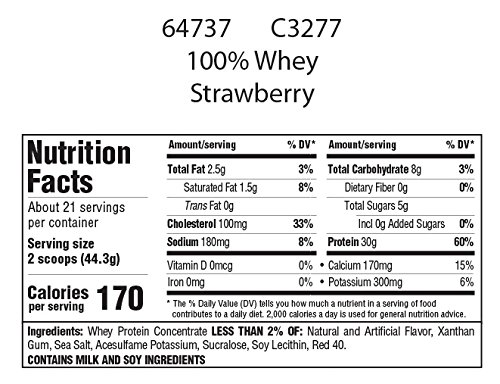 EAS 100% Whey Powder Stickpack