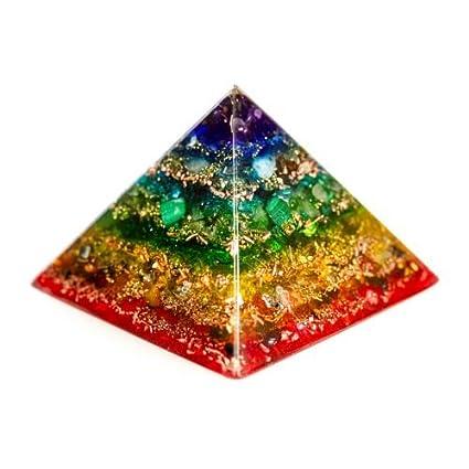 Pranakristall® Regenbogenlicht (bunt) Größe Cheops L