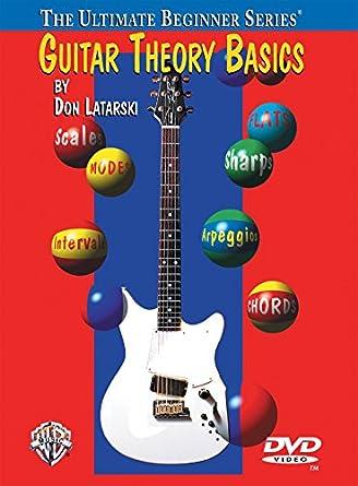 Usb Basics Of Guitar Theory Uk Import Amazonde Dvd Blu Ray
