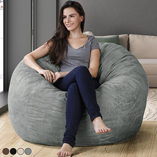 XXL Bean Chair Steel Grey product image