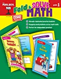 Fold and Solve Math : Gr. 1, The Mailbox Books Staff, 1612762514