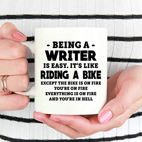 Being A Writer is Easy