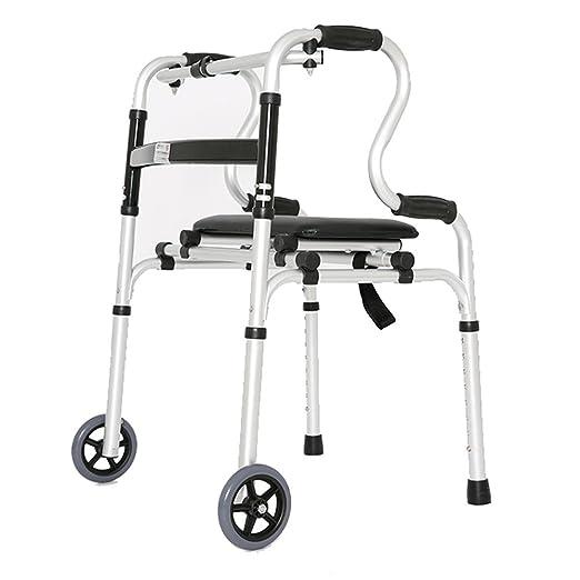 XXGI Viejo Hombre Silla De Baño Andador Polea Discapacitado ...