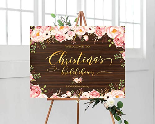 Dozili Succulent Wedding Welcome Sign Template Printable Floral